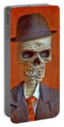 Skeleton Man Portable Battery Charger