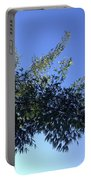Skies Grass  Portable Battery Charger