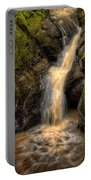 Skillet Creek Into The Deep Pool Portable Battery Charger