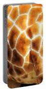 Skin Deep - Buy Giraffe Art Prints Portable Battery Charger