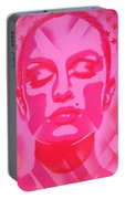 Skin Deep Series, Pinks Portable Battery Charger