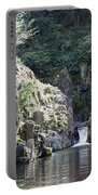 Skryje Waterfall And Pond Portable Battery Charger