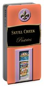 Skull Creek Pastries Portable Battery Charger