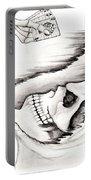 Skull Gambler Portable Battery Charger