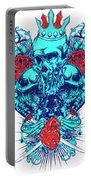 Skull King Portable Battery Charger