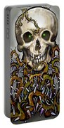 Skull N Thorns Portable Battery Charger