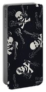 Skull Rockers Art Portable Battery Charger