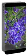 Sky Flower Window  Portable Battery Charger