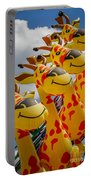 Sky Giraffes Portable Battery Charger