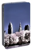 Skyline Cleveland, Ohio Portable Battery Charger