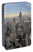 Skyline New York City  Portable Battery Charger
