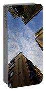 Skyward In Naples Italy - Spanish Quarters Take Three Portable Battery Charger