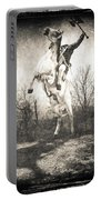 Sleepy Hollow Headless Horseman Portable Battery Charger