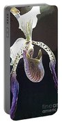 Slipper Orchid Portable Battery Charger