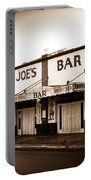 Sloppy Joe's - Key West Florida Portable Battery Charger by Bill Cannon