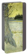 Small Pear Tree In Blossom Arles, April 1888 Vincent Van Gogh 1853  1890 Portable Battery Charger