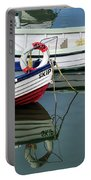 Small Skiffs - Lyme Regis Harbour Portable Battery Charger