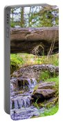Small Waterfall 1 Portable Battery Charger