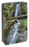 Small Waterfall Portable Battery Charger