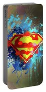 Smallville Portable Battery Charger