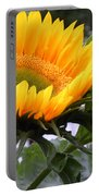 Smiling Flower Portable Battery Charger