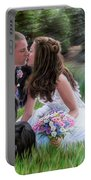 Smith Wedding Portrait Portable Battery Charger