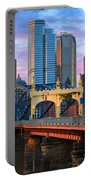 Smithfield Street Bridge Portable Battery Charger