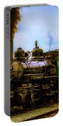 Smoke Stack Steam Train Portable Battery Charger