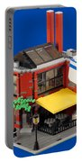 Smokestacks Coffee House - Lego Building Portable Battery Charger