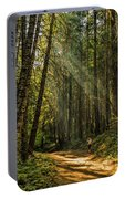 Smokey Forest Portable Battery Charger