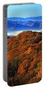 Smokey Mountain Sunrise Portable Battery Charger
