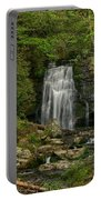 Smokey Mountain Waterfall Portable Battery Charger