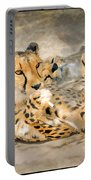 Smokin Cheetah Love Portable Battery Charger