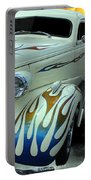 Smokin' Hot - 1938 Chevy Coupe Portable Battery Charger
