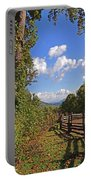 Smoky Mountain Scenery 12 Portable Battery Charger