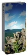 Smoky Mountain View Portable Battery Charger