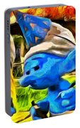 Smurfette And Friends - Da Portable Battery Charger