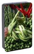 Snake Beans. At The Surin Elephant Portable Battery Charger