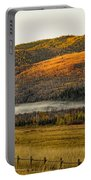 Snake River Morning Portable Battery Charger