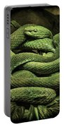 Snakes Alive Portable Battery Charger