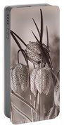 Snake's Head Fritillary  Portable Battery Charger