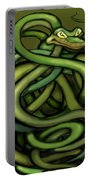 Snakes Portable Battery Charger