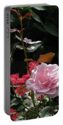 Sniff - Tea Rose Portable Battery Charger