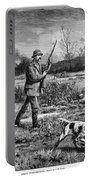Snipe Hunters, 1886 Portable Battery Charger