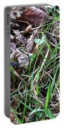 Snipe In Camouflage Portable Battery Charger