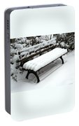 Snow Bench Portable Battery Charger
