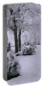 Snow Bush Portable Battery Charger