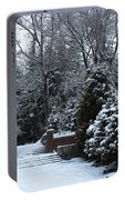 Snow Portable Battery Charger