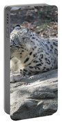 Snow-leopard Portable Battery Charger
