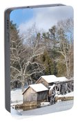 Snow On The Mill 2 Portable Battery Charger